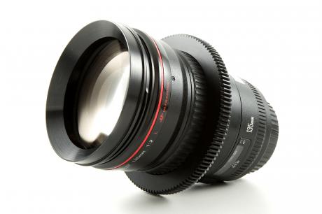 Canon L USM 135mm