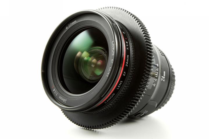 Canon L USM 24mm