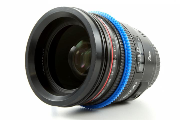 Canon L USM 35mm