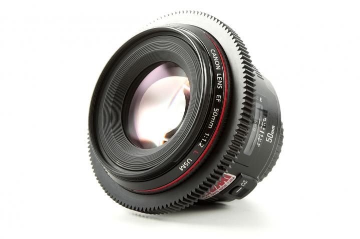Canon L USM 50mm