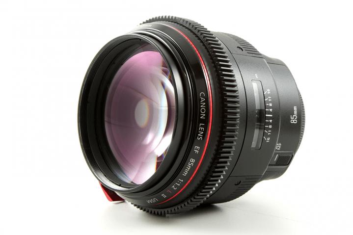 Canon L USM 85mm