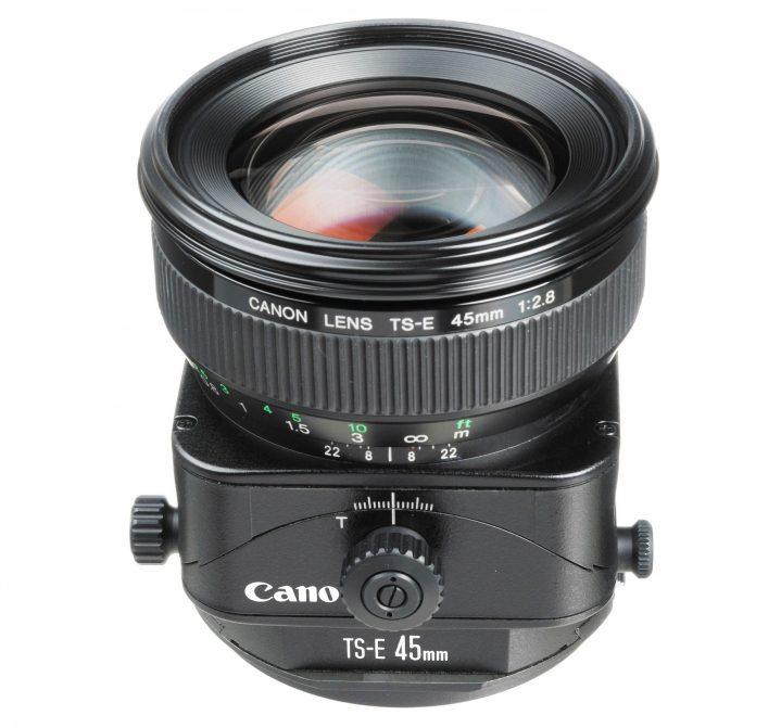 Canon 45mm Shift and Tilt Lens 3-2