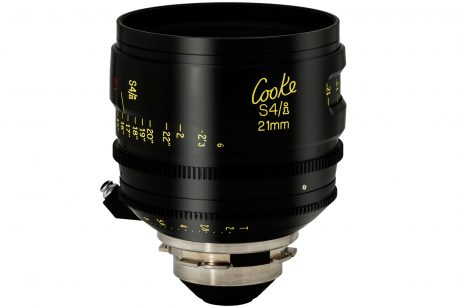 Cooke S4 21mm 3-2