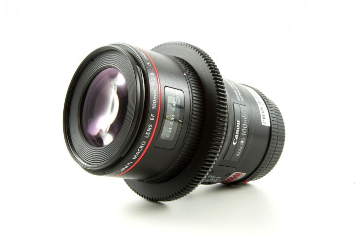 Canon L USM 100mm Macro