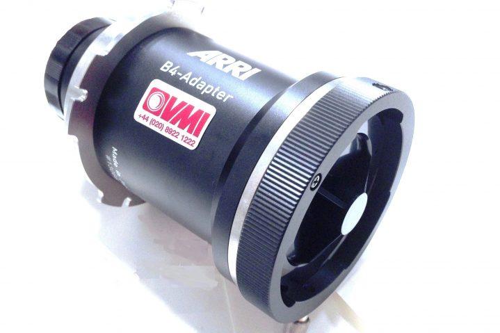 ARRI PL-B4 adapter