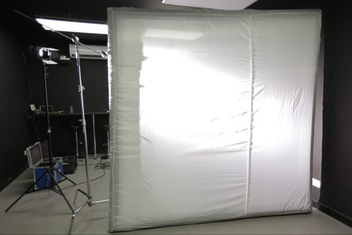 FIT Frame 8x8 Chromakey