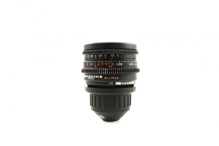Zeiss Superspeeds Coated 25mm T1.3