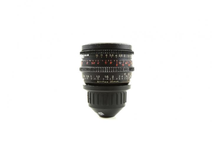 Zeiss Superspeeds Coated 35mm T1.3