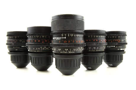 Zeiss Superspeeds Set Coated