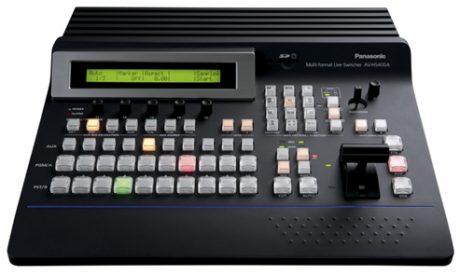 Panasonic HS 400 Vision Mixer