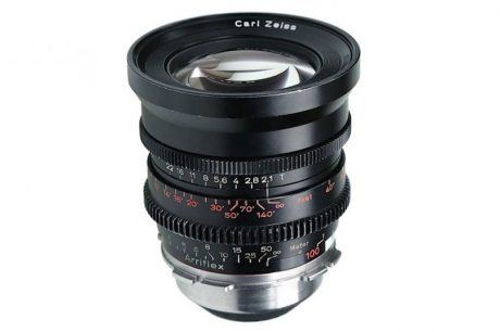 100mm Zeiss Standard Speed 3-2
