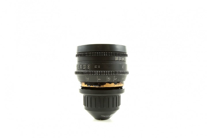 Superspeeds Uncoated 50mm T1.3