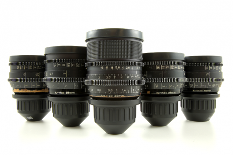 Zeiss Superspeeds Set UnCoated