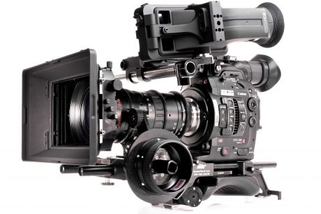 Canon C300II Hero LHS 34 - Copy