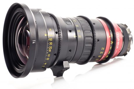 Angenieux Optimo 56-152 anamorphic 3-2