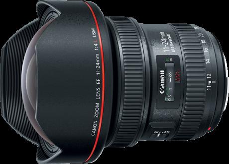 CANON 11-24mm F4L USM EF