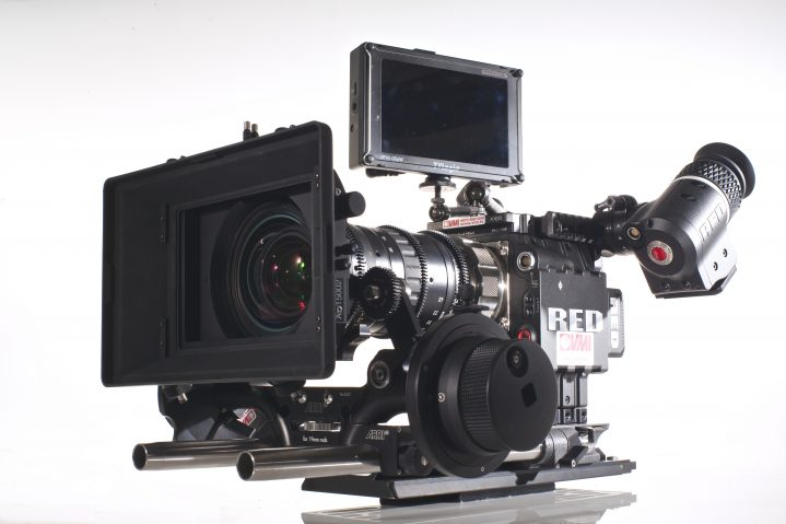 RED EPIC M HERO LHS 34