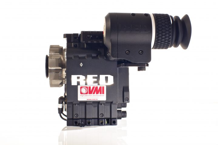 RED EPIC M LHS BODY ONLY