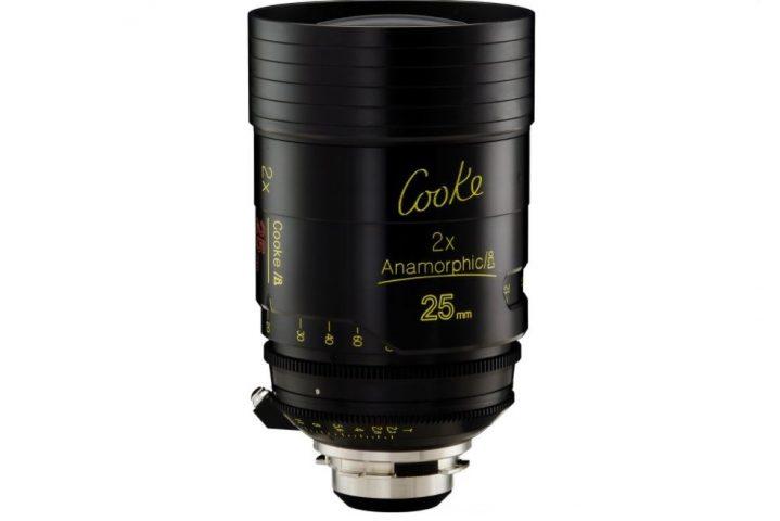 Cooke Anamorphic 25mm