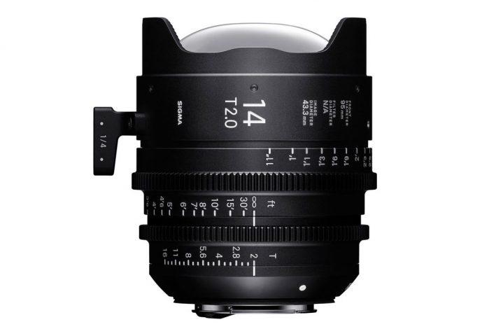 Sigma 14mm Cine Prime 3-2