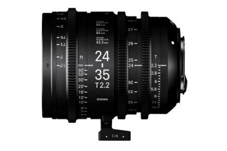 Sigma 24-35 Cine Zoom 3-2