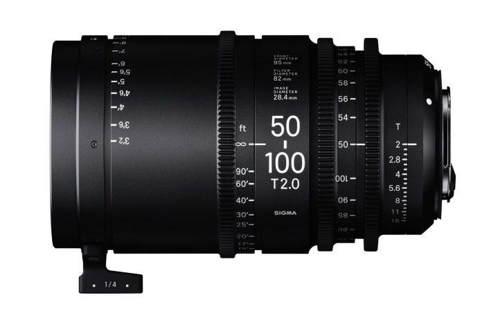 Sigma 50-100 cine zoom 3-2