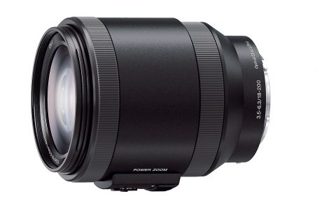Sony E PZ 18-200 f3.5-6.3 OSS E Mount