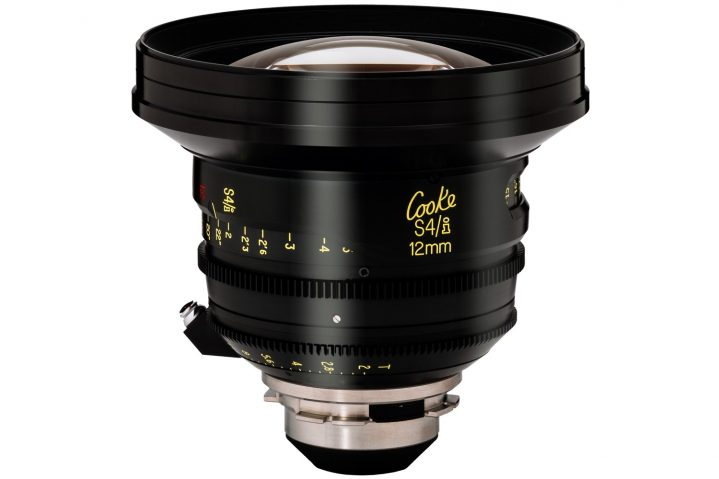 Cooke S4 12mm 3-2