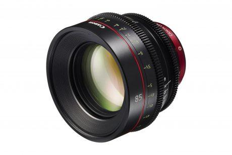 Canon CNE - 85mm