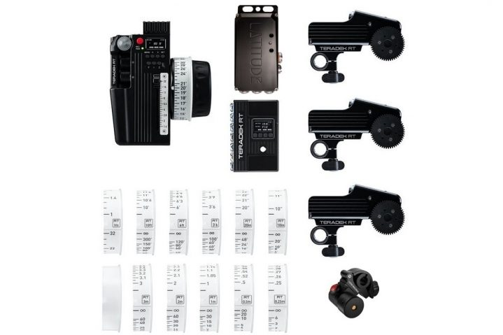 Teradek RT 3.1 3 axis WLCS system detailed