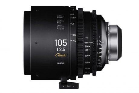 Sigma Classic 105mm 3-2