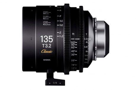 Sigma Classic 135mm 3-2