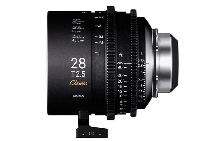 Sigma Classic 28mm 3-2