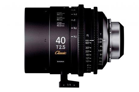 Sigma Classic 40mm 3-2
