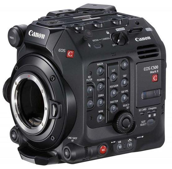 Canon C500 II Body