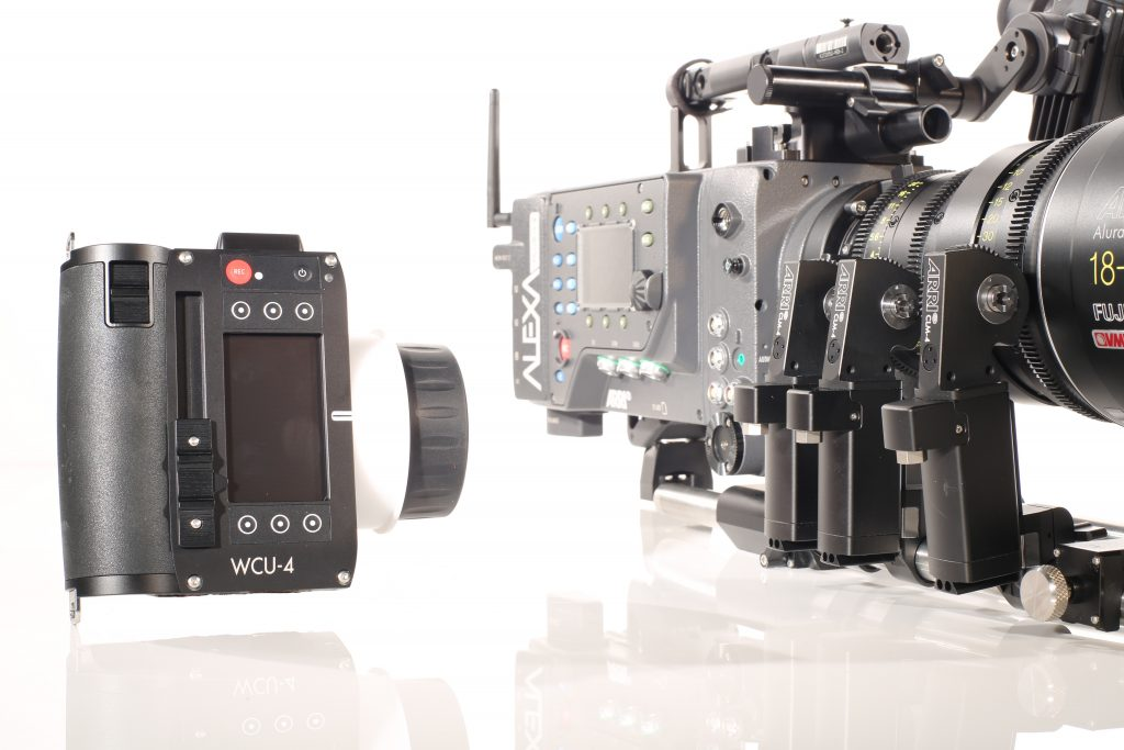 Wireless Lens Control System