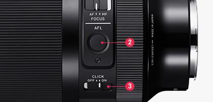 Sigma 35mm F1.2 DG DN FF.3
