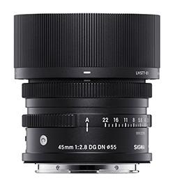 Sigma 45mm DG DN.1 2.8
