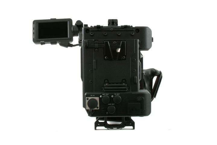 Sony FX9 Expansion Pack Back