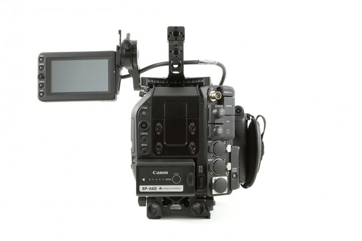Canon C500 MK II No Extender Back 1200 x 800