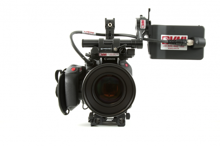 Canon C500 No Extender Front