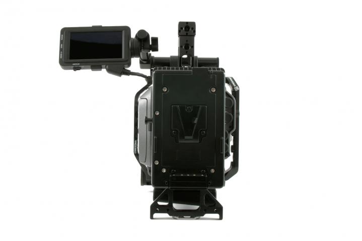 Sony FX9 Bebob Back
