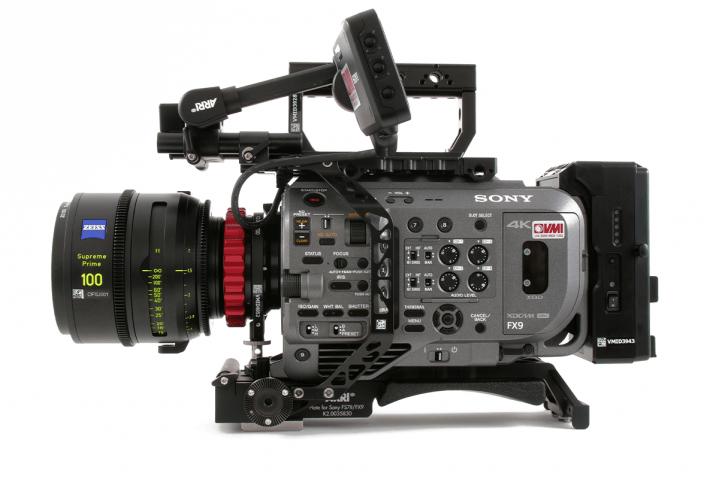 Sony FX9 Bebob Left