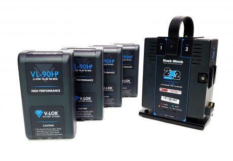 VL 90 Battery Kit