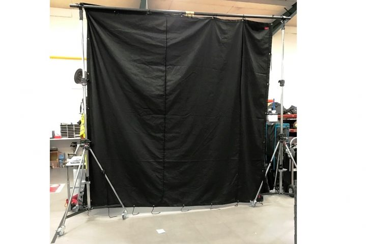 12x12 Backdrop with Goalpost Kit 3-2
