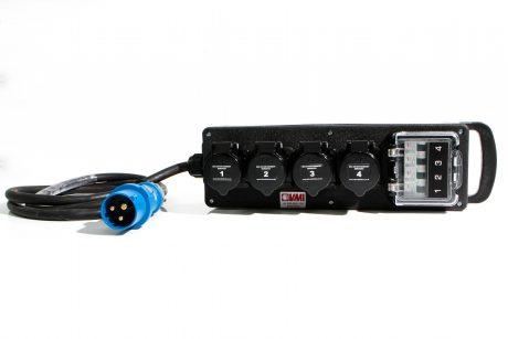 16A Distro Box (16A-16A) - Copy