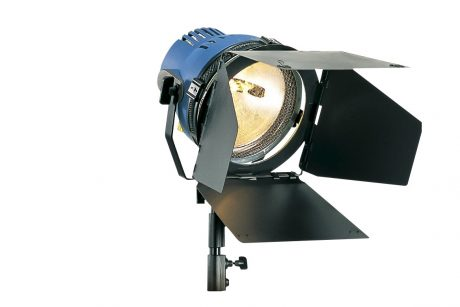 ARRI 2K Blonde Tungsten light 3-2