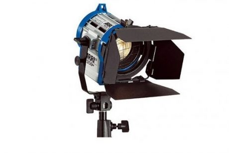 ARRI 300 Mizar Tungsten light 3-2