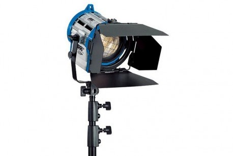 ARRI 650W Mizar Tungsten light 3-2