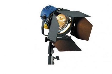 ARRI 800 Redhead Tungsten light 3-2